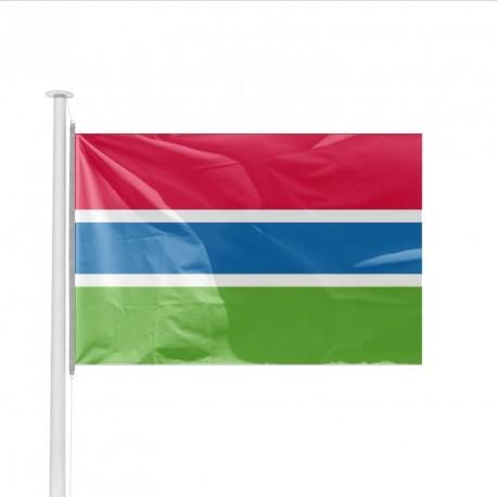 Pavillon pays GAMBIE