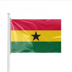 Pavillon pays GHANA