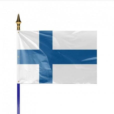 Drapeau pays FINLANDE
