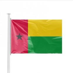 Drapeau pays GUINEE BISSAU
