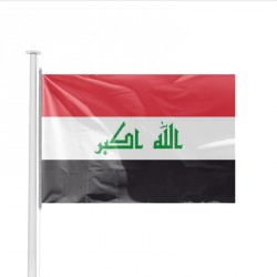 Pavillon pays IRAK