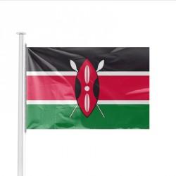 Drapeau pays KENYA