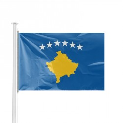 Pavillon pays KOSOVO