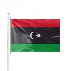 Pavillon pays LIBYE
