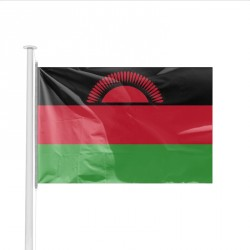 Drapeau pays MALAWI