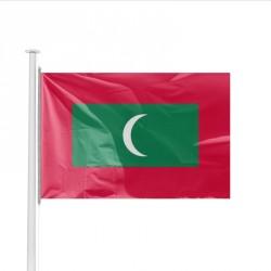 Pavillon pays MALDIVES