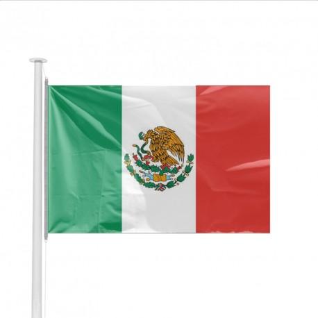 Pavillon pays MEXIQUE