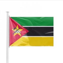 Pavillon pays MOZAMBIQUE