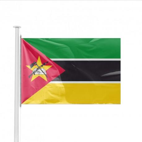 Drapeau pays MOZAMBIQUE