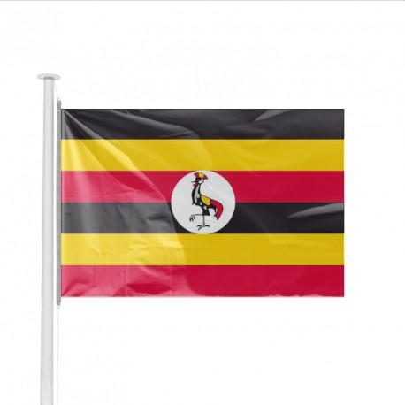 Pavillon pays OUGANDA