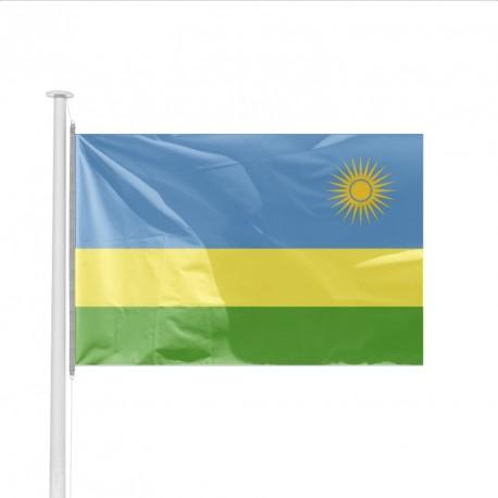 Pavillon pays RWANDA