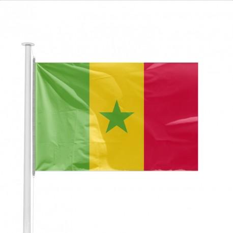 Pavillon pays SENEGAL