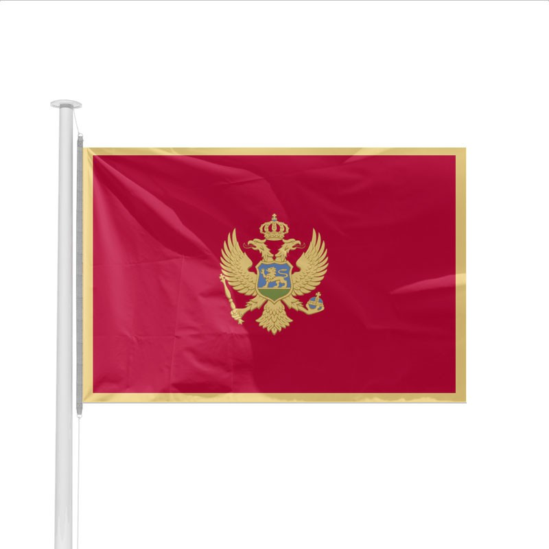 drapeau pays serbie montenegro achat en ligne de pavillon