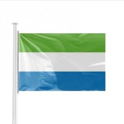 Pavillon pays SIERRA LEONE