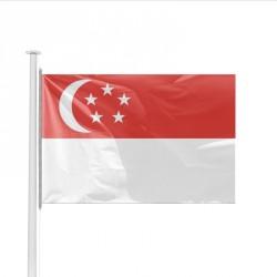 Pavillon pays SINGAPOUR