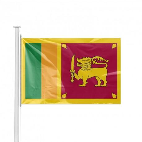 Pavillon pays SRI LANKA