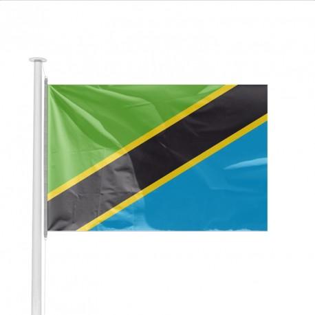Pavillon pays TANZANIE