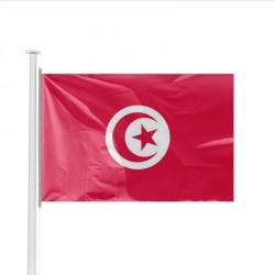 Pavillon pays TUNISIE