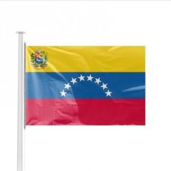 Pavillon pays VENEZUELA