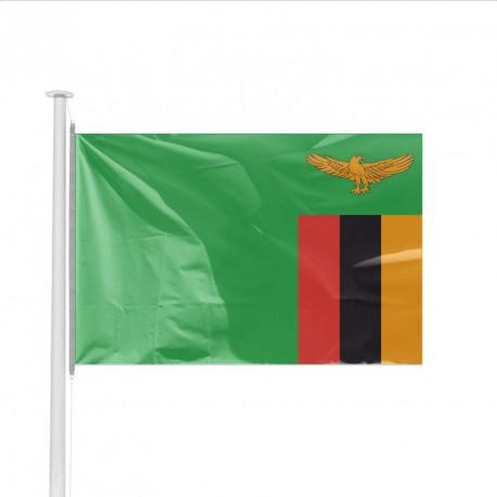 Pavillon pays ZAMBIE