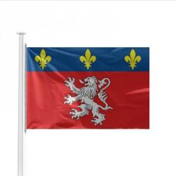 Drapeau Province LYONNAIS
