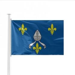 Drapeau Province SAINTONGUE
