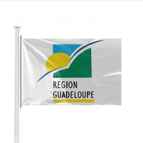 Pavillon Région GUADELOUPE