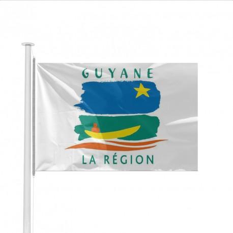 Pavillon Région GUYANE