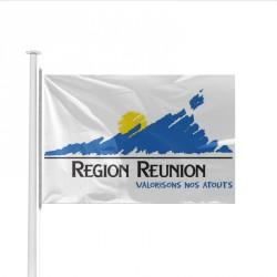 Drapeau Région REUNION