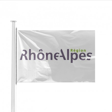 Drapeau Région RHONE ALPES
