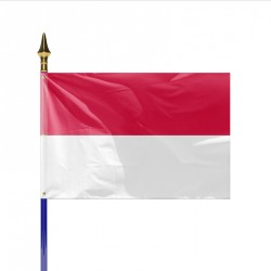 Drapeau pays INDONESIE