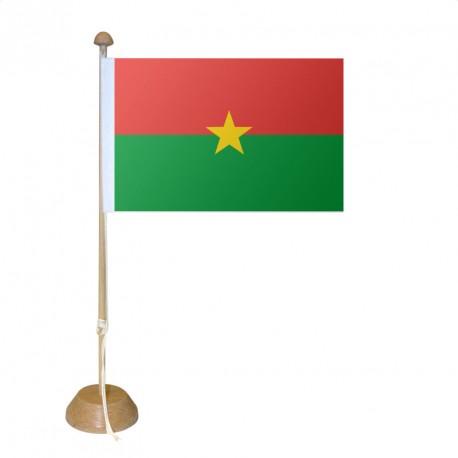 Pavillon de table BURKINA FASO
