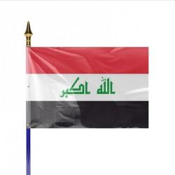 Drapeau pays IRAK