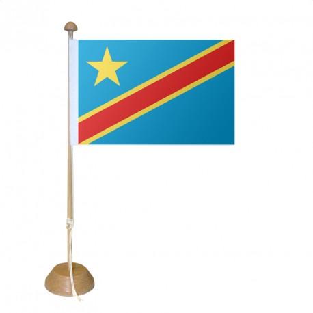 Pavillon de table CONGO DEMOCRATIQUE (KINSHASA)