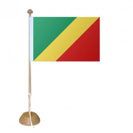 Pavillon de table CONGO (Brazzaville)