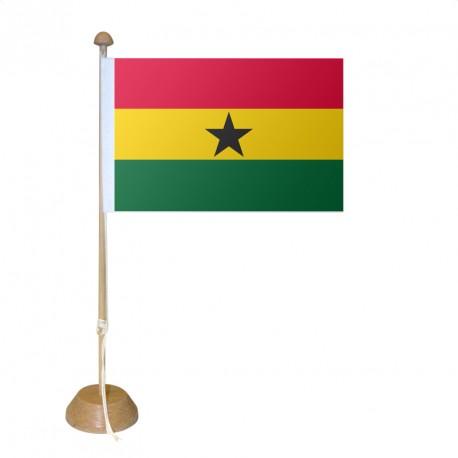 Pavillon de table GHANA