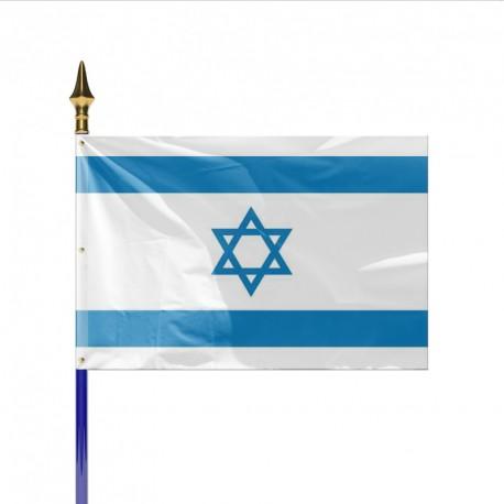 Drapeau pays ISRAEL