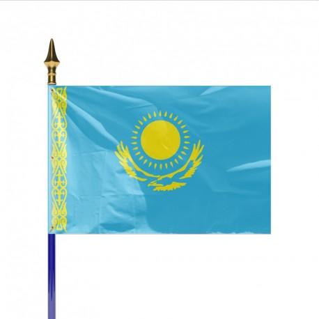 Drapeau pays KAZAKHSTAN