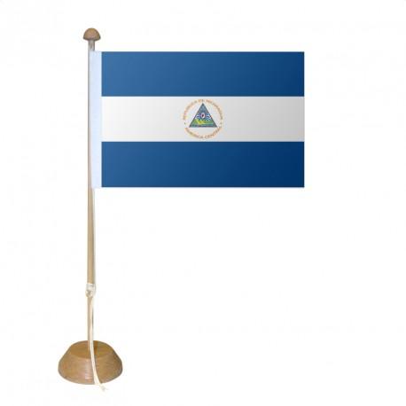 Pavillon de table NICARAGUA