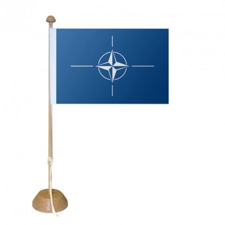 Pavillon de table OTAN