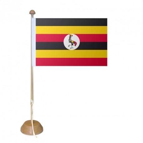 Pavillon de table OUGANDA