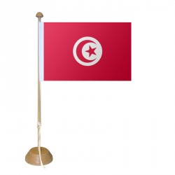 Pavillon de table TUNISIE
