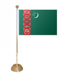 Pavillon de table TURKMENISTAN