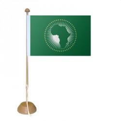 Pavillon de table UNION AFRICAINE