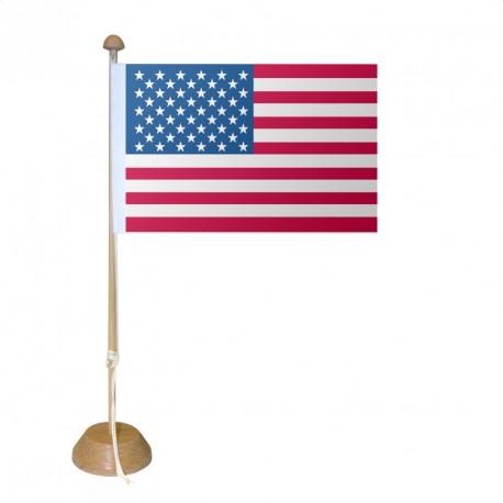 Pavillon de table USA