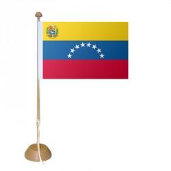 Pavillon de table VENEZUELA
