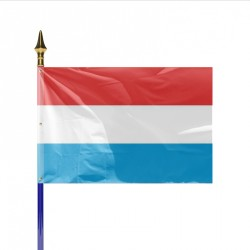 Drapeau pays LUXEMBOURG