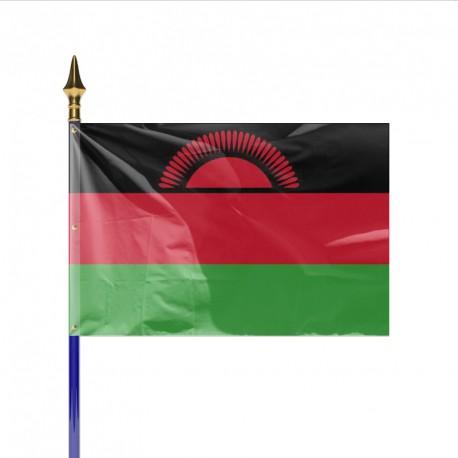 Drapeau pays MALAWIE