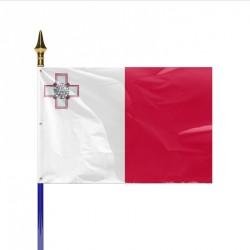 Drapeau pays MALTE