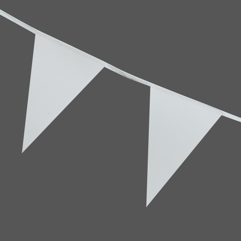 Guirlande personnalisée avec fanions en papier